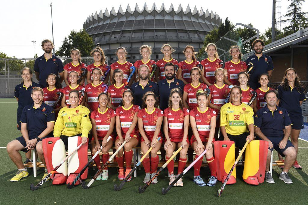 Selección Española (Imagen: www.rfeh.es)