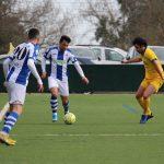 Laredo-Tropezón y Gimnástica–Rayo semifinales exprés por una plaza en 2A División B