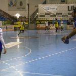 El Uneatlántico Pereda pierde por la mínima en el primer partido en casa