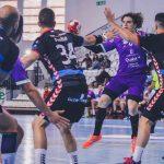 El Liberbank Cantabria Sinfín se estrena en casa ganando un partido igualado